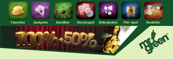 Spel Mr Green Casino